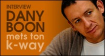 INTERVIEW DE DANY BOON