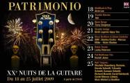 Les nuits de la guitare Corse