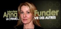 INTERVIEW D'ANNA FUNDER