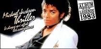 MICHAEL JACKSON, ALBUM 'THRILLER', 1983