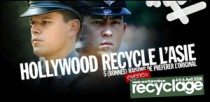 HOLLYWOOD RECYCLE L'ASIE