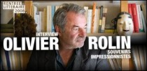 INTERVIEW D'OLIVIER ROLIN