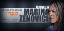 INTERVIEW DE MARINA ZENOVICH
