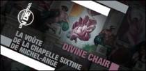 JUSTE UN DETAIL : LA VOUTE DE LA CHAPELLE SIXTINE DE MICHEL-ANGE