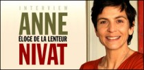 INTERVIEW D'ANNE NIVAT