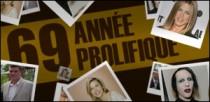 1969 ANNEE PROLIFIQUE