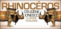 RHINOCEROS, D'EUGENE IONESCO, 1959