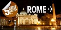 5 BONNES RAISONS D'ALLER A ROME