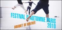 FESTIVAL D'AUTOMNE 2010