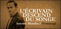 HOMMAGE À ANTOINE BLONDIN