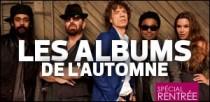 LES ALBUMS DE L'AUTOMNE
