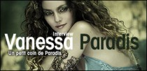 INTERVIEW DE VANESSA PARADIS