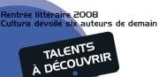 Talents à découvrir Cultura 2008