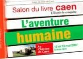 Salon du livre de Caen 2007