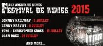 Festival de Nîmes 2015