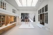 Ouverture de l'Institut Giacometti - Reconstitution de l'atelier de l'artiste