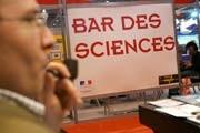 Salon du Livre 2006 - Bar des sciences