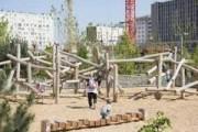Parc Clichy Batignolles - Martin Luther King