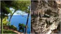 Jardin Exotique de Monaco et La Grotte de l'Observatoire