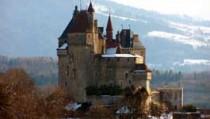 Château de Menthon Saint-Bernard