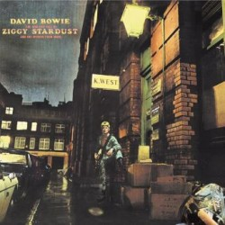 The rise and fall of Ziggy Stardust and the spider from Mars