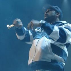 Concert de 50 Cent - Paris Bercy