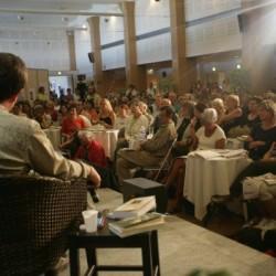 Café littéraire - Festival Etonnants Voyageurs