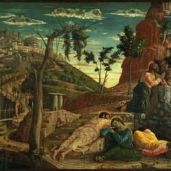 Mantegna en tournee 26 septembre 2008 5 janvier 2009 for Au jardin des oliviers barr
