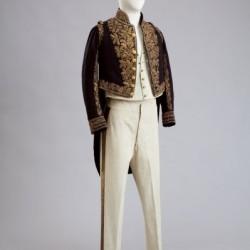 Grande tenue de l'amiral Desfossés