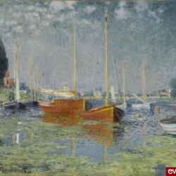 'Argenteuil', Claude Monet, 1875
