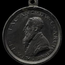 Médaille à l'effigie de Jacques Androuet Du Cerceau