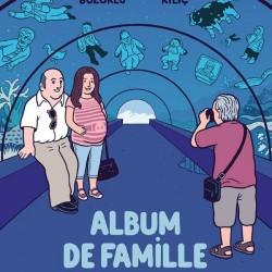 Album de famille - Affiche