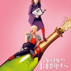 Absolutely Fabulous: The Movie - Affiche
