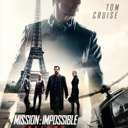 Mission : Impossible, Fallout - Affiche