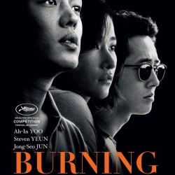 Burning - Affiche
