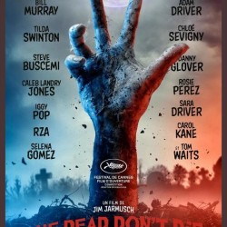 The Dead Don't Die - Affiche
