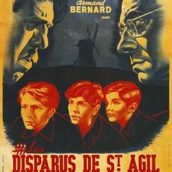 Les Disparus de Saint-Agil - Affiche