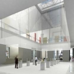 Musée de l'Homme, atrium