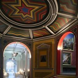 Rotonde Sol Lewitt du musée de Picardie