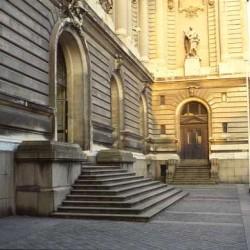 La façade du musée des Beaux-Arts de Nantes