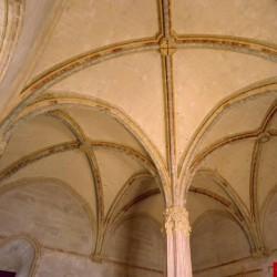 Le château de Vincennes - Peintures murales