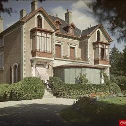 La villa les Rhumbs dans les années 1930
