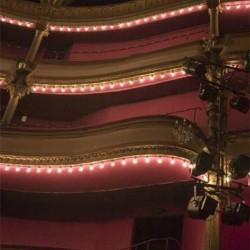Intérieur, balcons