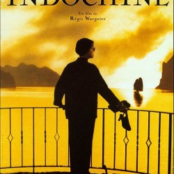 Indochine - Affiche