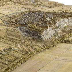 Embrun. Vue de la ville depuis le sud-ouest