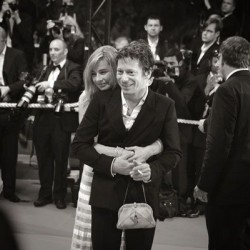 Mathieu Amalric - Cannes 2007
