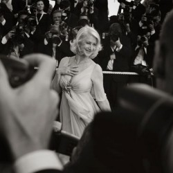 Helen Mirren - Cannes 2007