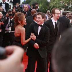 Eva Mendes et Joaquin Phoenix - Cannes 2007