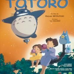 Mon voisin Totoro - Affiche