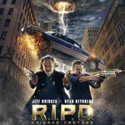 R.I.P.D. Brigade fantôme - Affiche